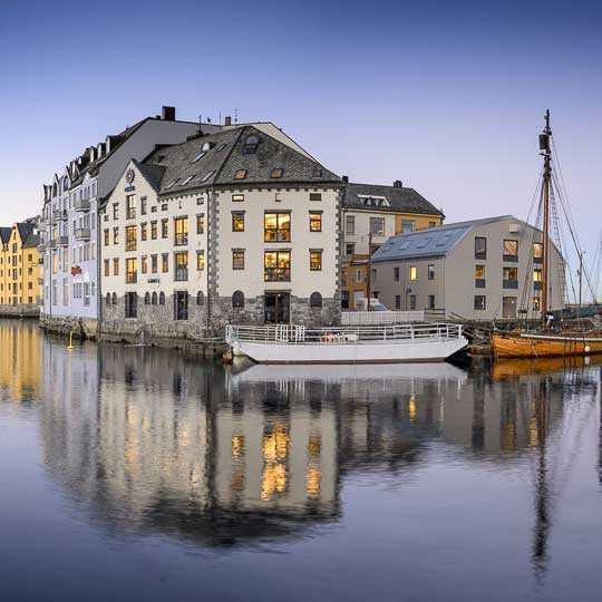 Norwegen-Vortrag