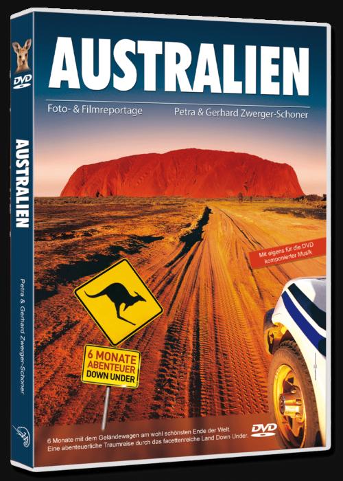 Australien-Multivisionsshow auf DVD