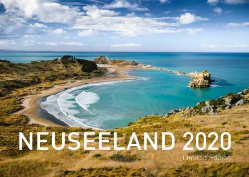 Exklusivkalender Neuseeland 2020