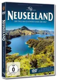 """6 Monate Neuseeland im Land der """"langen weißen Wolke"""" auf DVD von Zwerger-Schoner"""