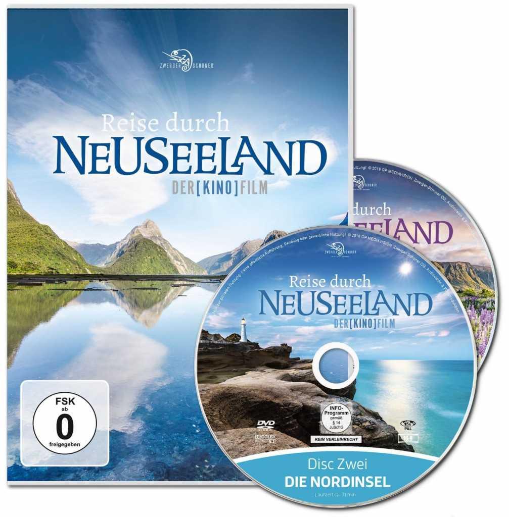 DVD Neuseeland