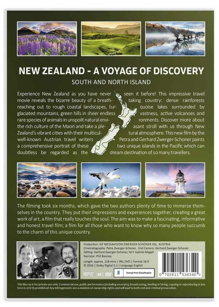Rückseite von Doppel-DVD-Cover-New-Zealand-Movie-von-Zwerger-Schoner