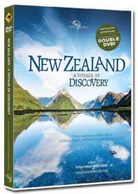 Doppel-DVD der Neuseeland-Doku in englischer Sprache