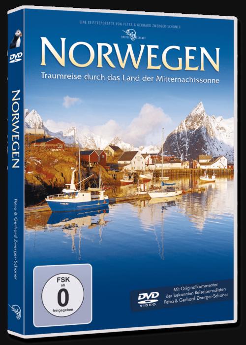 7 Monate Norwegen-Abenteuer auf DVD von Zwerger-Schoner