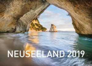 Exklusivkalender Neuseeland 2019