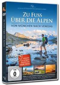 DVD zum Film Zu Fuß über die Alpen inkl. 50-seitigem Booklet von Zwerger-Schoner