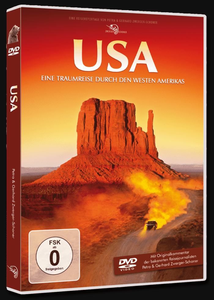USA-Multivisionsshow auf DVD