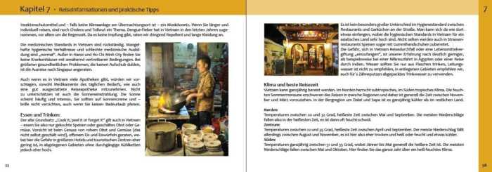Allgemeine Reiseinfos und praktische Tipps über Vietnam