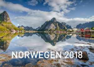 Norwegen Wandkalender 2018