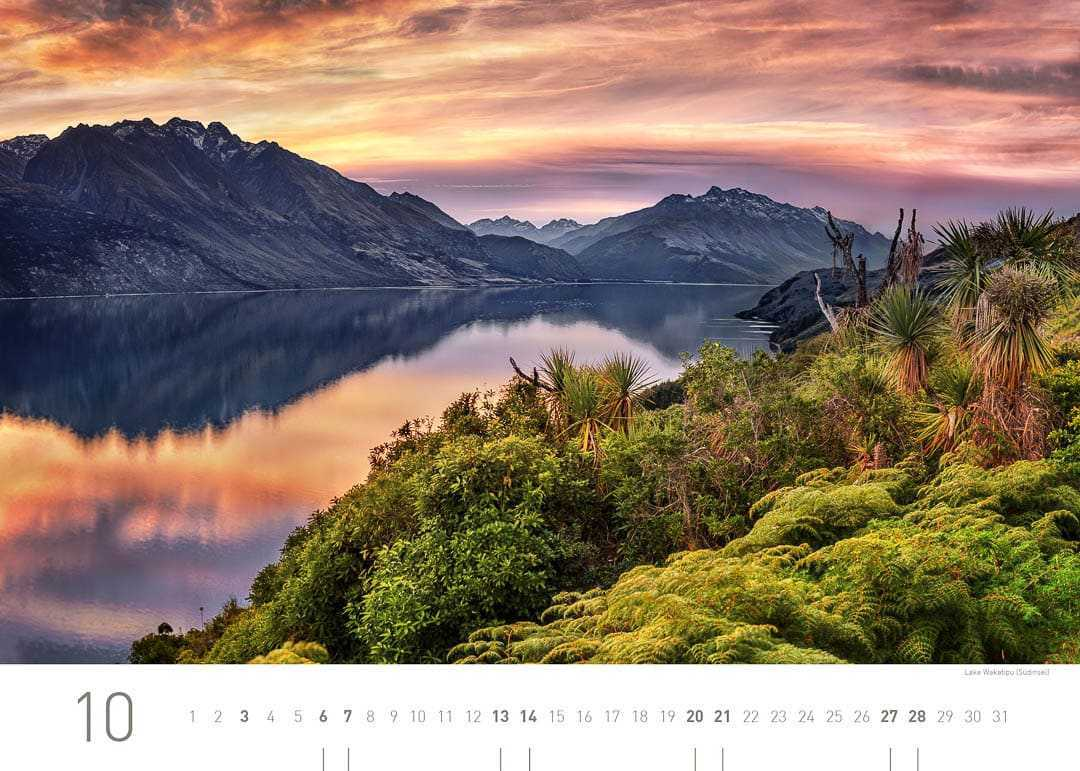 Lake Wakatipu (Südinsel)