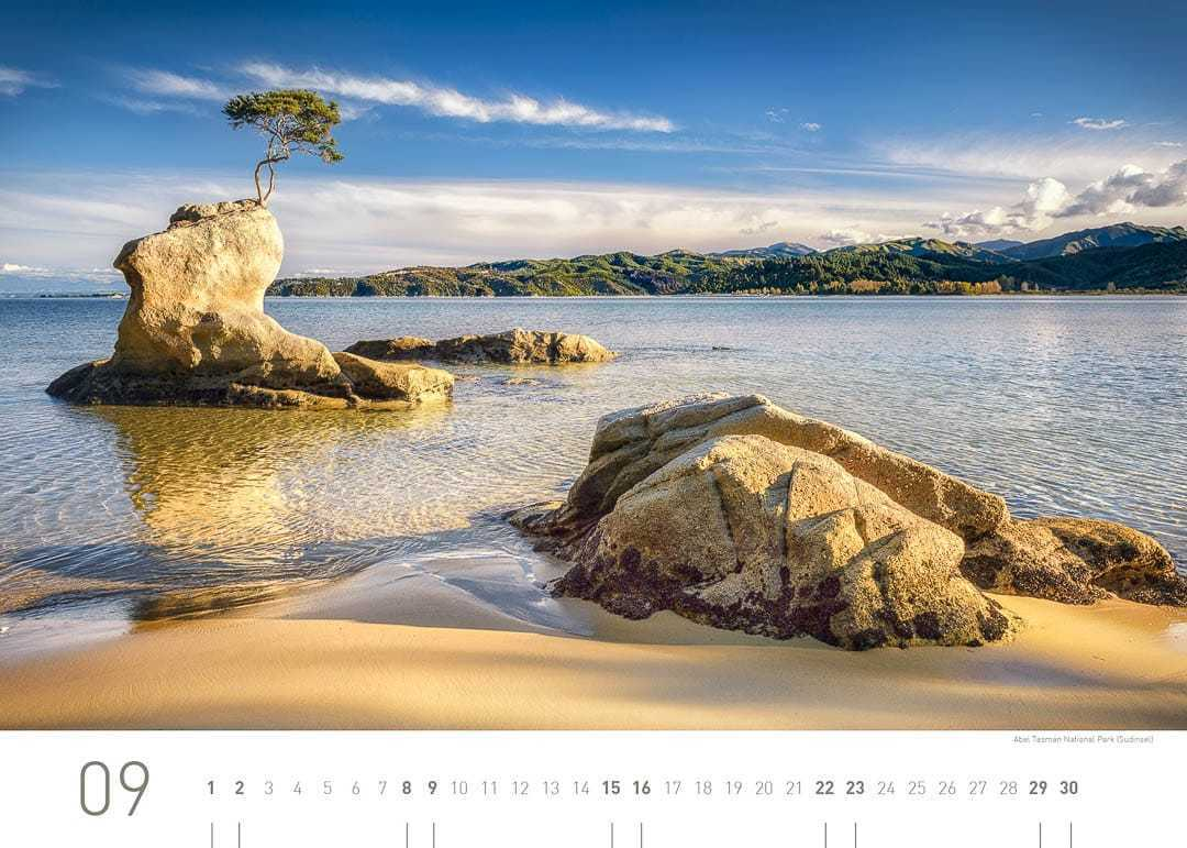 Abel Tasman Nationalpark (Südinsel)