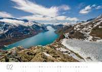 Besseggen Grat Jotunheimen Nationalpark