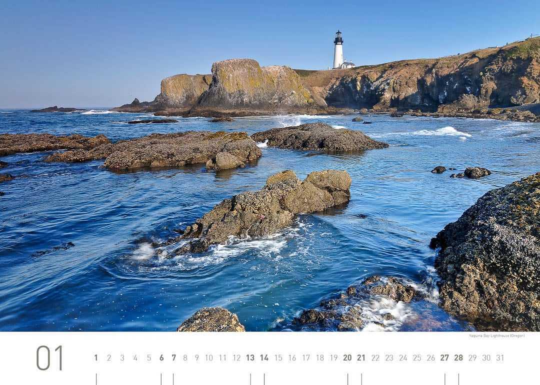 Yaquina Bay Lighthouse (Oregon)