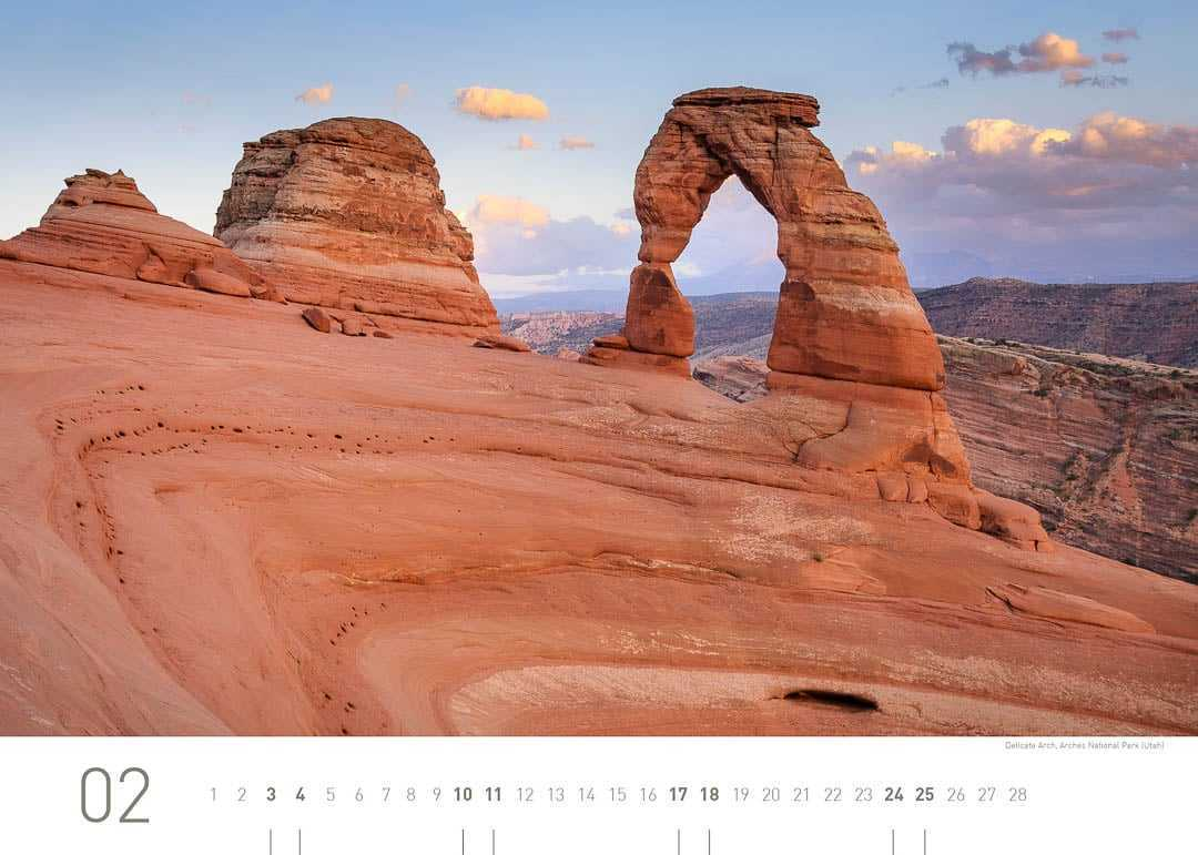 Delicate Arch, Arches Nationalpark (Utah)