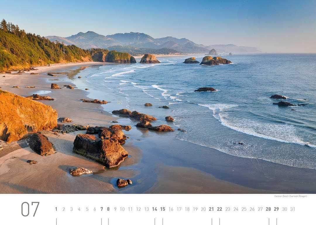 Cannon Beach Overlook (Oregon)