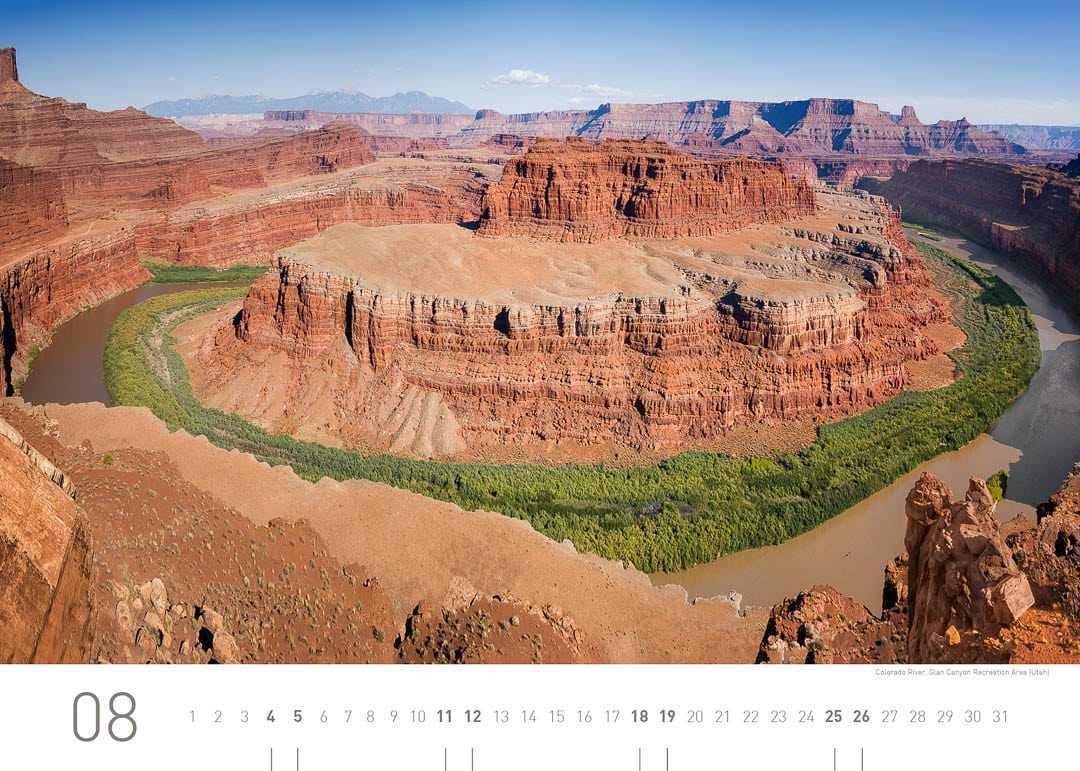 Colorado River, Glan Canyon Recreation Area (Utah)