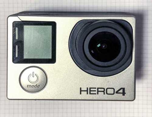 GoPro Hero 4 (3) lässt sich nicht mehr einschalten? Die Lösung!