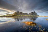 Stokksnes in Island