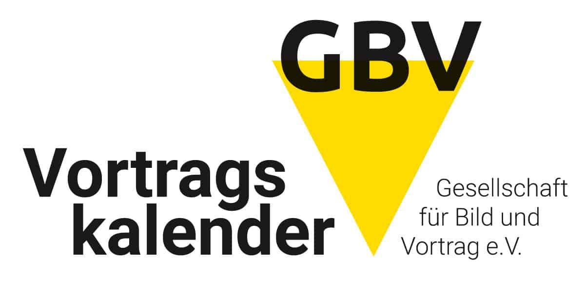 Vortragskalender der GBV Gesellschaft für Bild und Vortrag e.V.