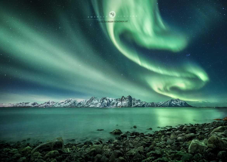 Aurora Northern Norway, Vesteralen