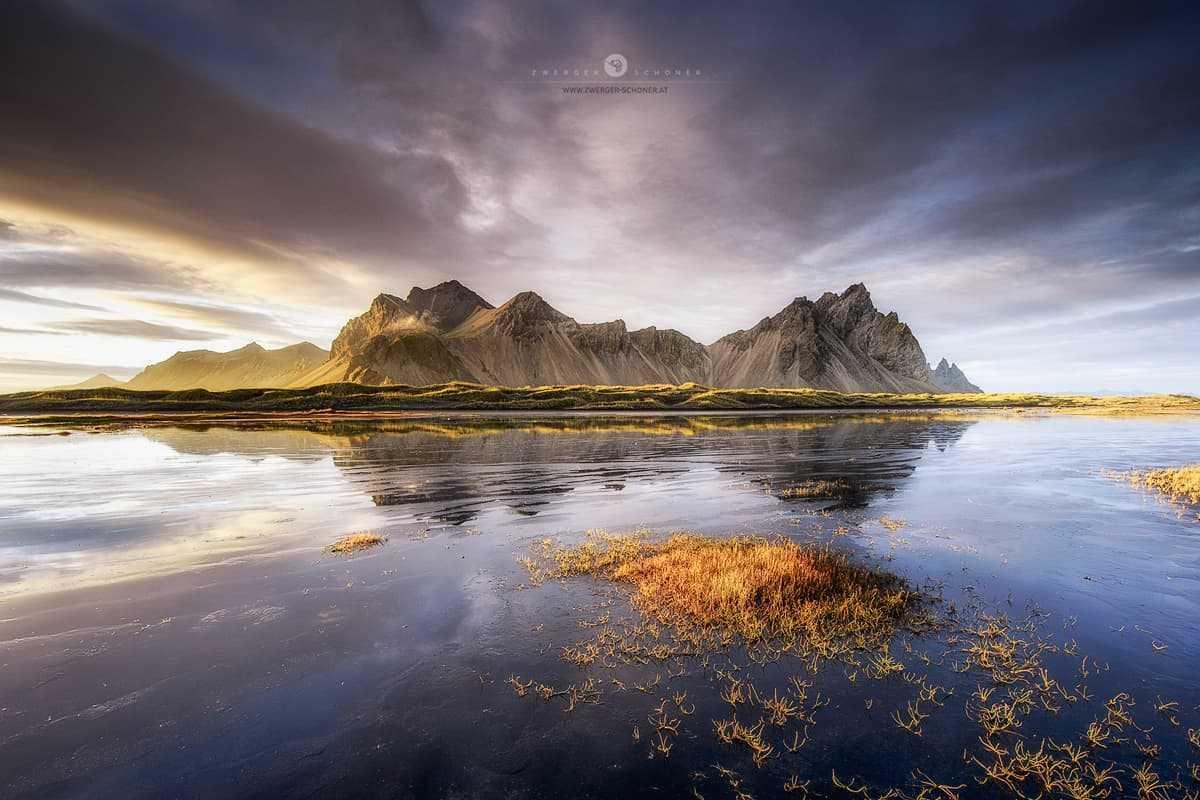 Iceland, Stokksnes