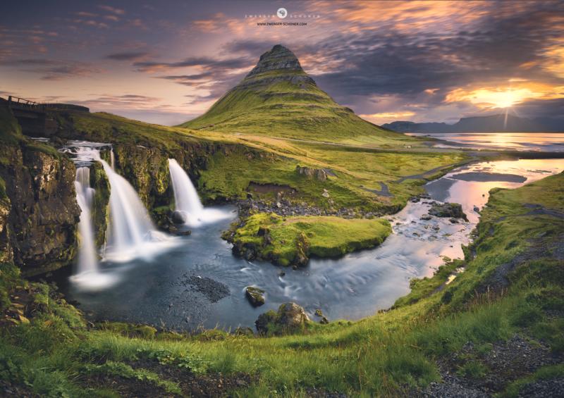 Kirkjufjell Iceland