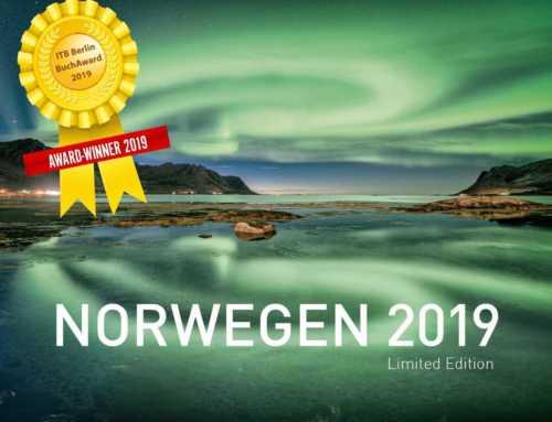 Norwegenkalender 2019 erhielt Auszeichnung mit ITB BuchAward