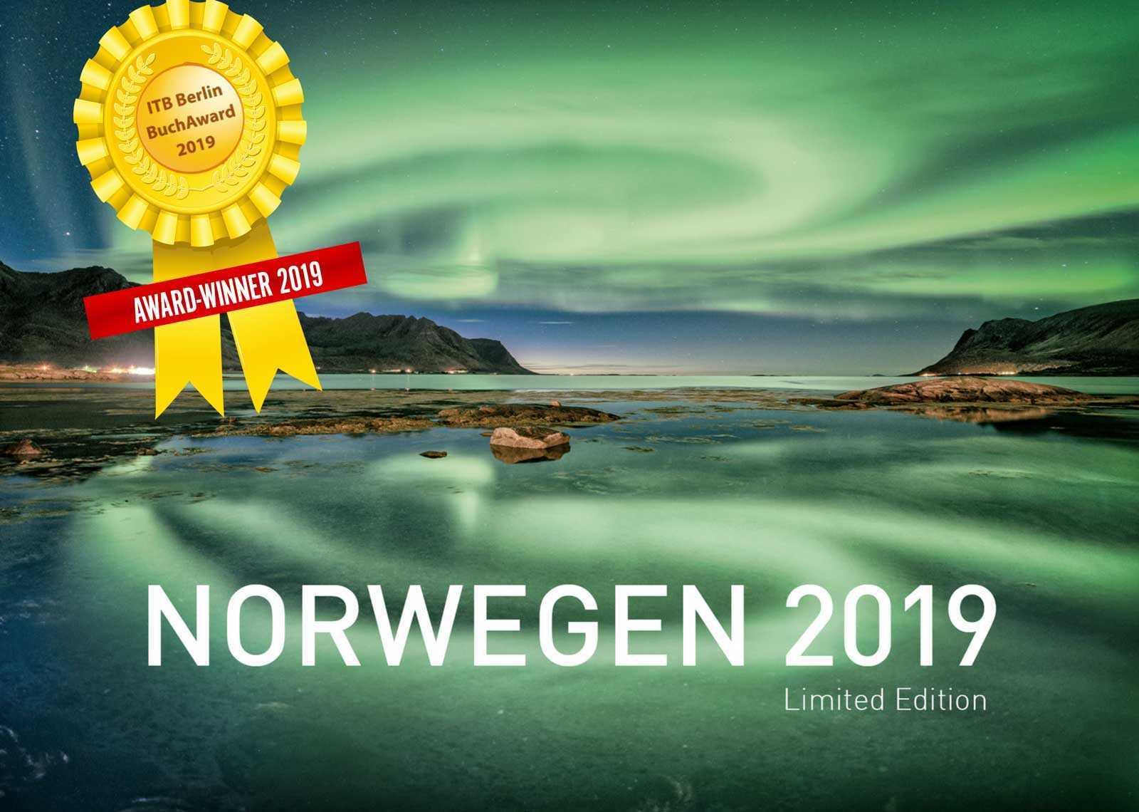 Preisgekrönter Kalender ITB BuchAward 2019 Norwegen Zwerger-Schoner