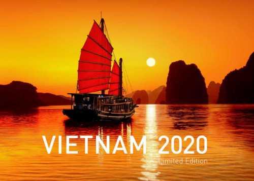 Exklusivkalender Vietnam 2020