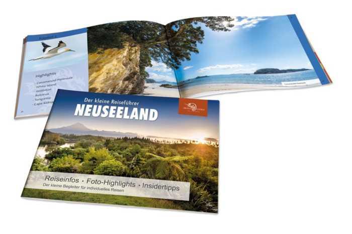 Der Neuseeland-Reisebegleiter praktisch und kompakt zusammengestellt von Zwerger-Schoner