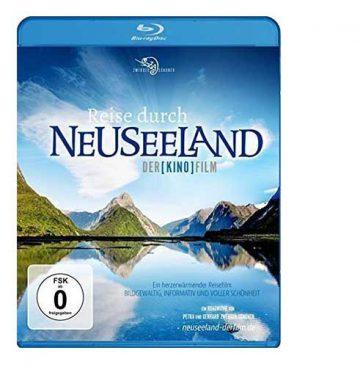 Neuseeland - der Kinofilm BluRay