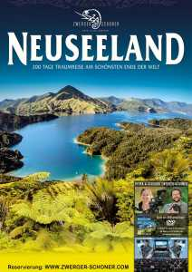 Neuseeland- 200 Tage Traumreise / Vortrag von Petra & Gerhard Zwerger-Schoner
