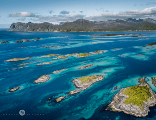 Südsee, Karibik, Malediven? Norwegen!