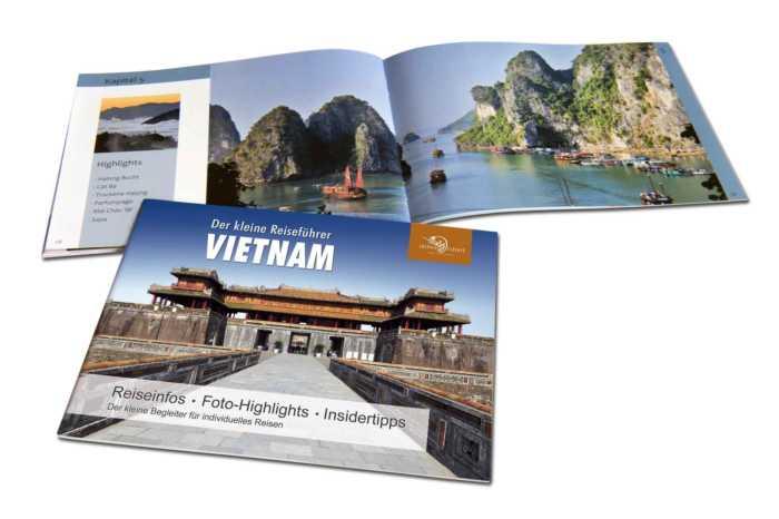 Der handliche Vietnam-Reisebegleiter praktisch und kompakt zusammengestellt von Zwerger-Schoner
