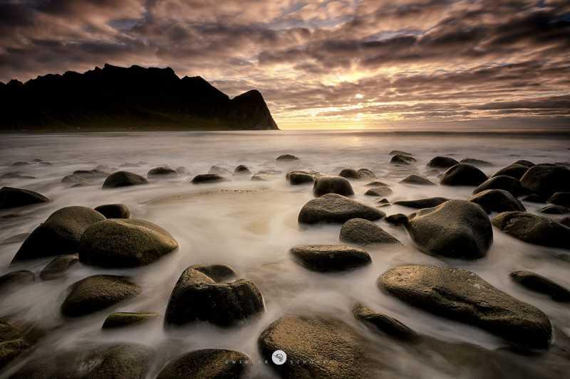 Fototipp Langzeitbelichtung sorgt für weiches Wasser am